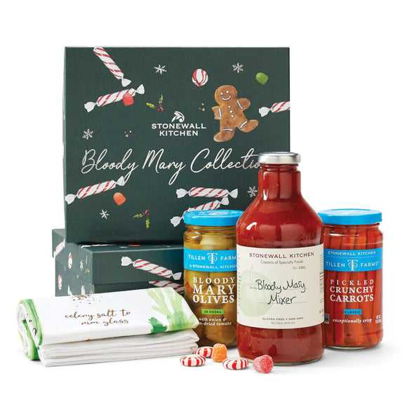 Stonewall Kitchen Holiday 2020 Bloody Mary Collection