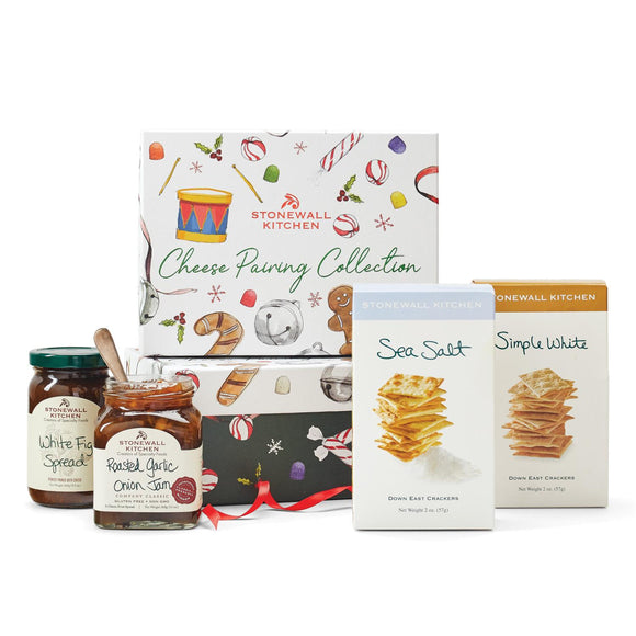 Stonewall Kitchen Holiday 2020 Cheese Pairing Gift Set