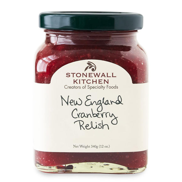 Stonewall Kitchen New England Cranberry Relish