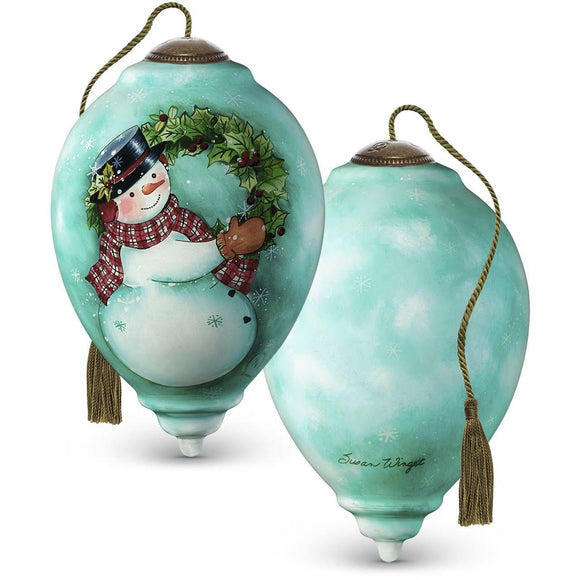 Tidings of Joy Ornament