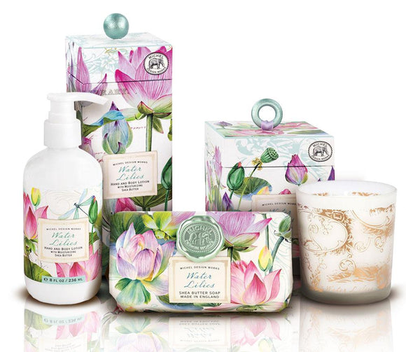 Water Lilies Gift Set
