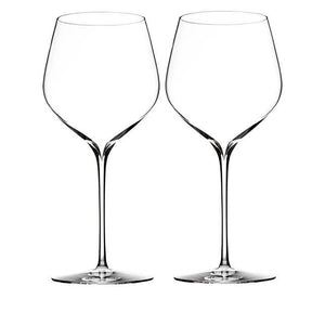 Waterford Elegance Cabernet Glass Pair