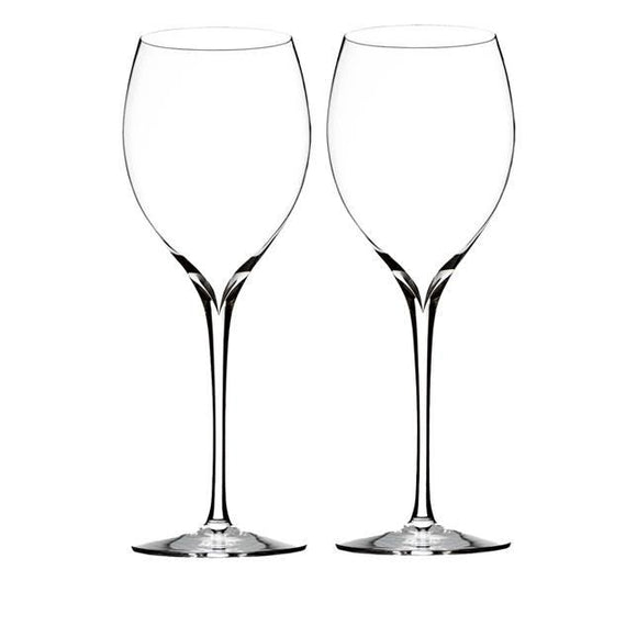 Waterford Elegance Chardonnay Glass Pair