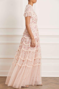 Elsie Ribbon Gown