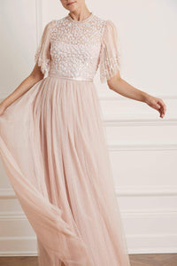 Honesty Bodice Maxi Dress