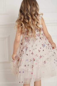 Midsummer Ditsy Kids Dress
