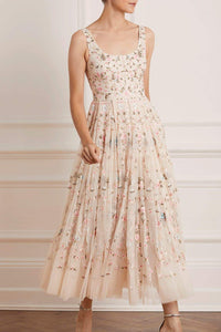 Regency Garden Ballerina Prom Dress