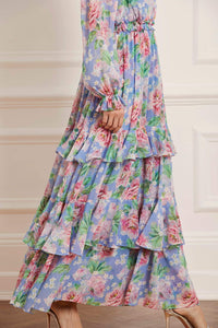 Rose Valley Gown - Blue