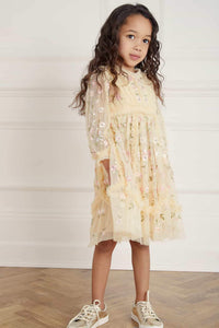 Wallflower Long Sleeve KIDS Dress