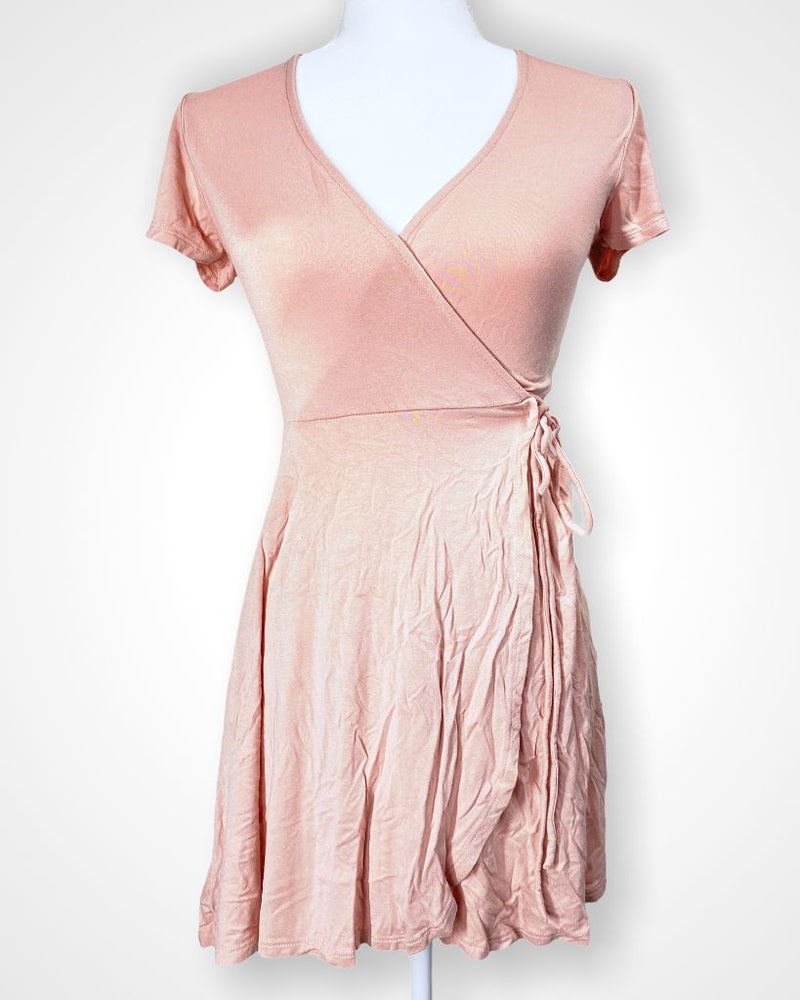 Pink Forever21 Dress, S