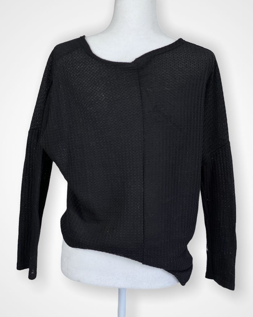 Black  Long Sleeve, L