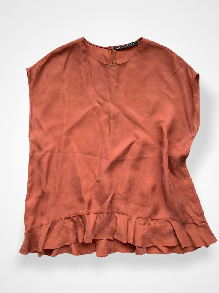 Orange Zara Short sleeve, L