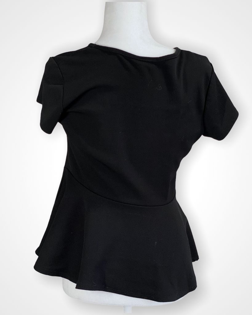Black Pins Short sleeve, L