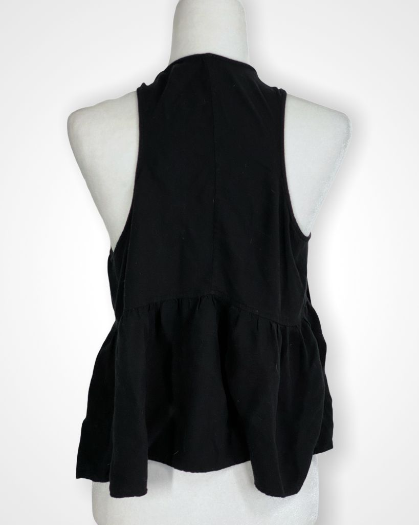 Black Frenchi Tank, XL