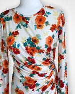 Floral Flamingo Urban Dress, S
