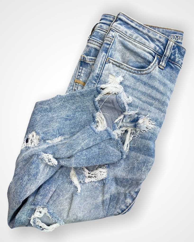 American Eagle Jeans, 6