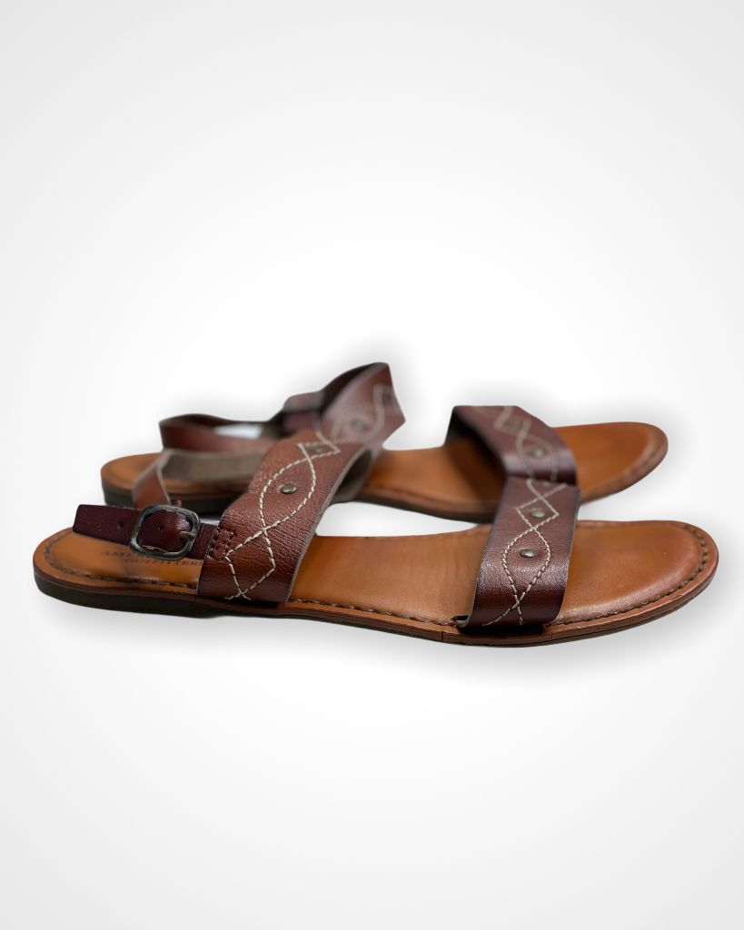 Brown American Eagle Outfitters  Sandals, 9