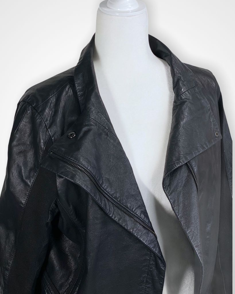 Black Bagatelle Jacket, Xl