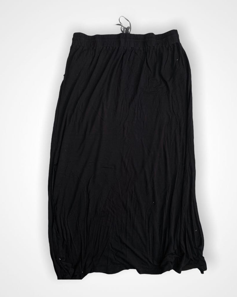 Black  Skirt, XL