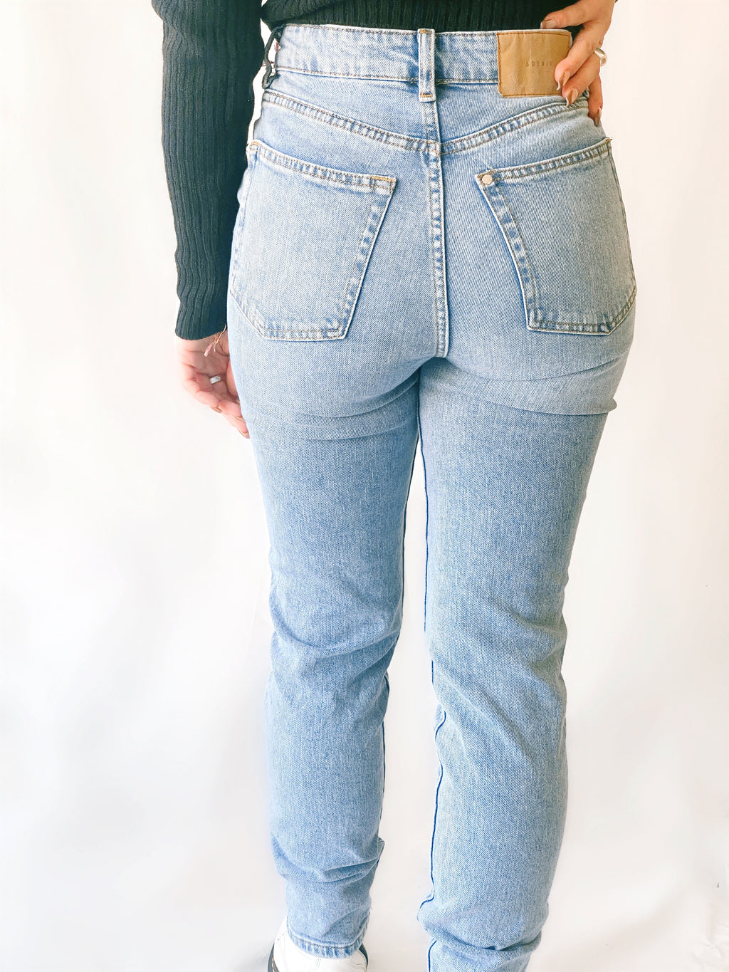 H & M Mom Jeans, 0.