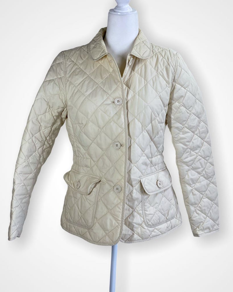 Cream Gap Jacket, M
