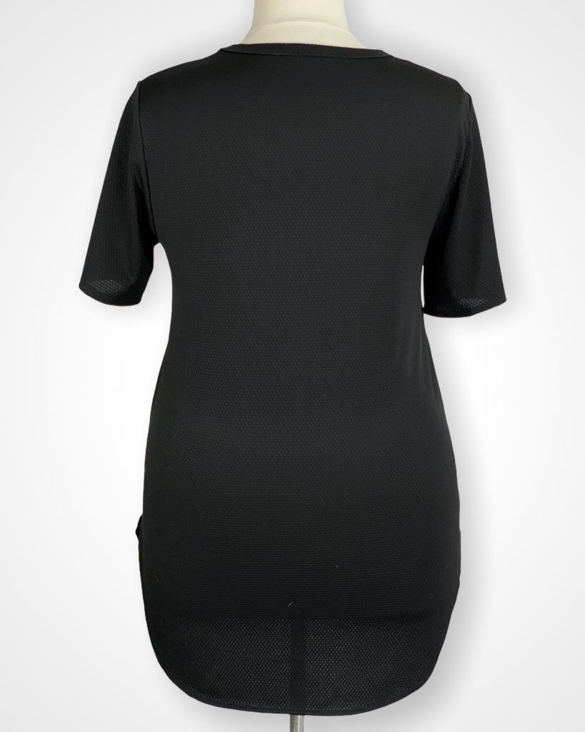 Black A'CACI Short sleeve, L