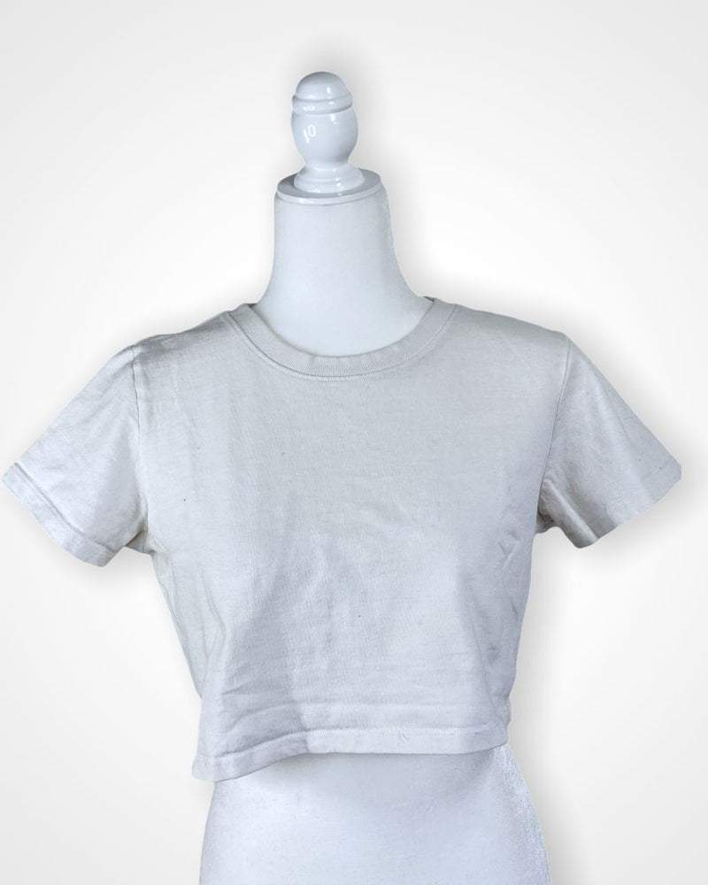 white Urban Outfitters Short sleeve, m