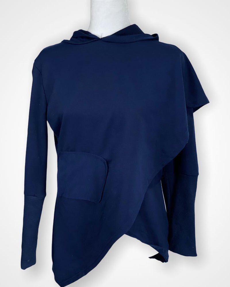 Blue  Sweatshirt, L
