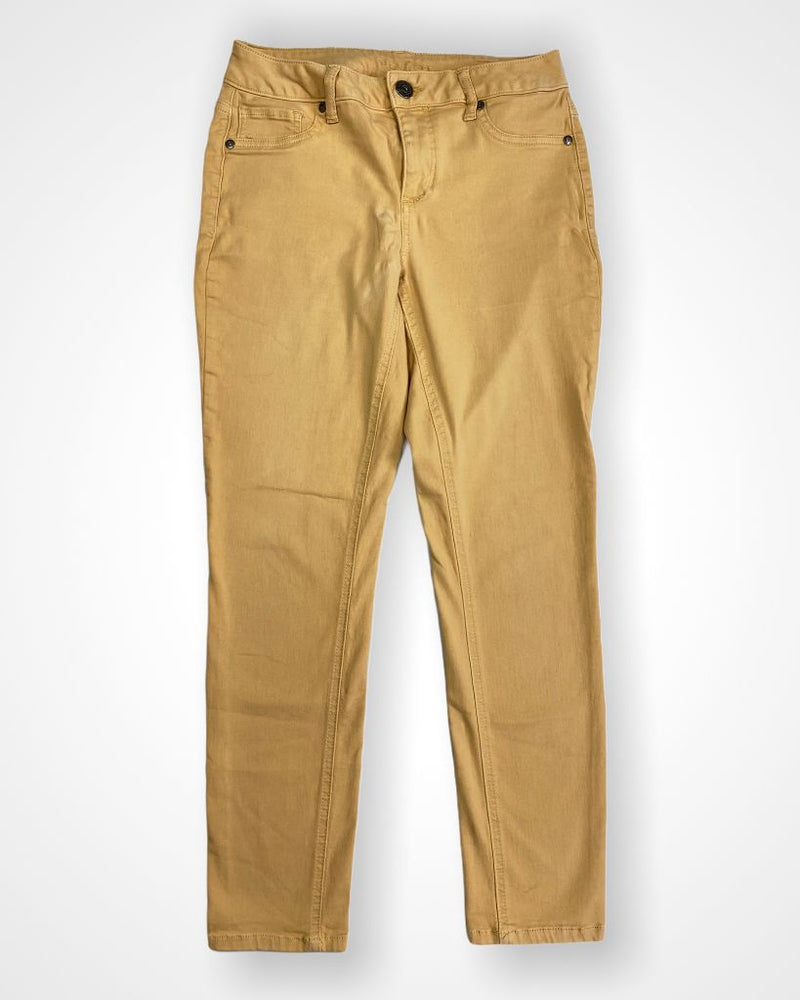 Yellow Maurices Pants, M