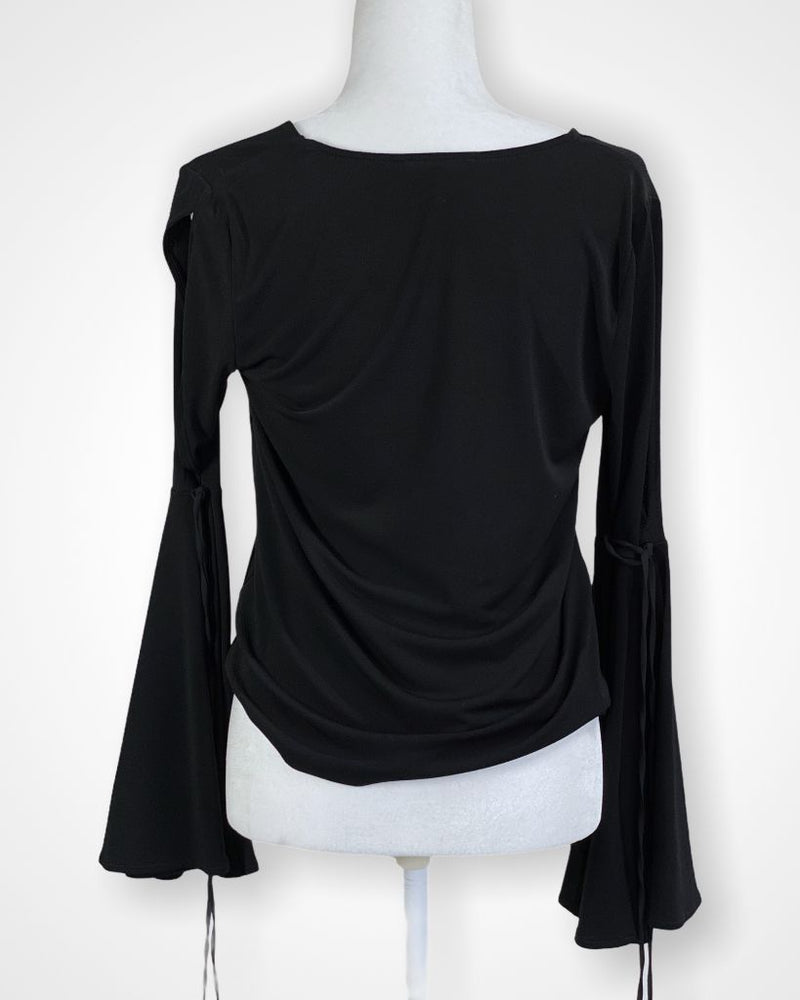 Black Express Long Sleeve, S