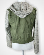 Green Mossimo Light Jacket, L