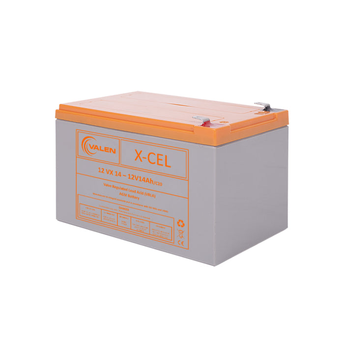 14 Amp Hour battery
