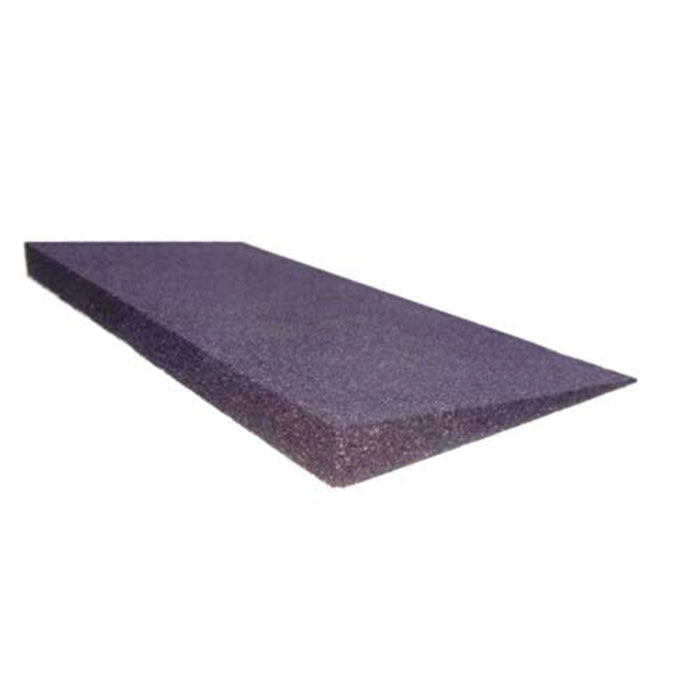 Large Rubber Ramps 85mm - 120mm