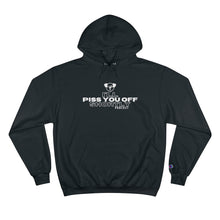 Load image into Gallery viewer, I'll Piss You Off Shortly - Black Hoodie