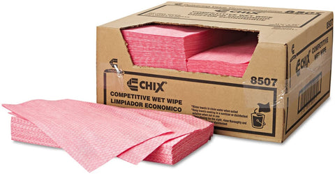 Chix Wet Wipes - Federal Supply