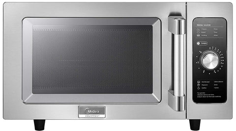 Commercial Stainless Microwave - Federal Supply