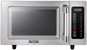 Commercial Microwave Stainless Steel - Federal Supply