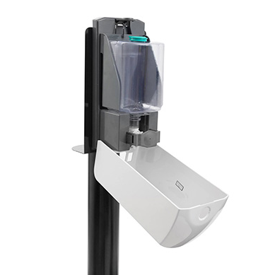 Hands-Free Sanitizer Dispenser - Federal Supply