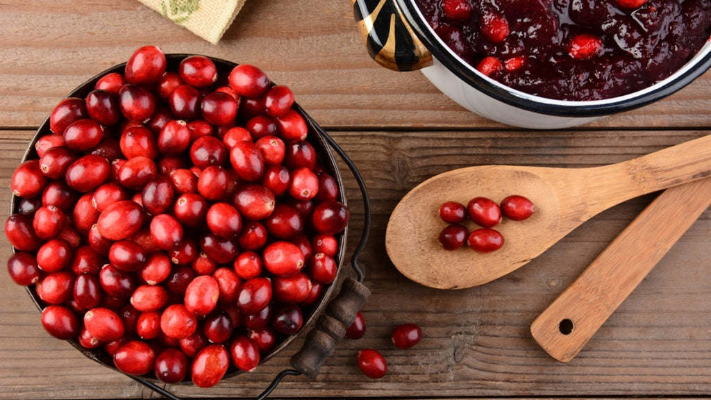 "Why You Should Be Eating ""Healthy"" Cranberry Sauce All Year Long"