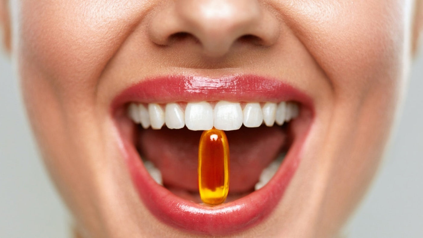 Difficulty Swallowing Pills? An Easier Way to Take Vitamins
