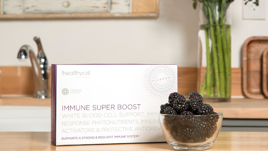 Use Immune Support Supplements