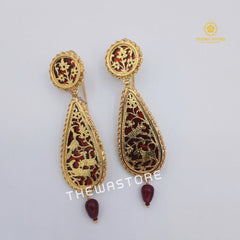 Thewa Jewellery 18th Centuries Earrnings Earrings Thewa Store1