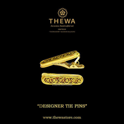 Thewa Jewellery Tie Pin Tie Pin Thewa Store1