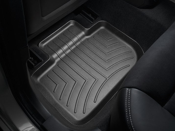WeatherTech 444251-443792 Digital Fit Floor Liners Dodge Charger AWD 2011 2012 2013 2014 2015 2016 2017 2018 11 12 13 14 15 16 17 18 Front and Rear Black Mats