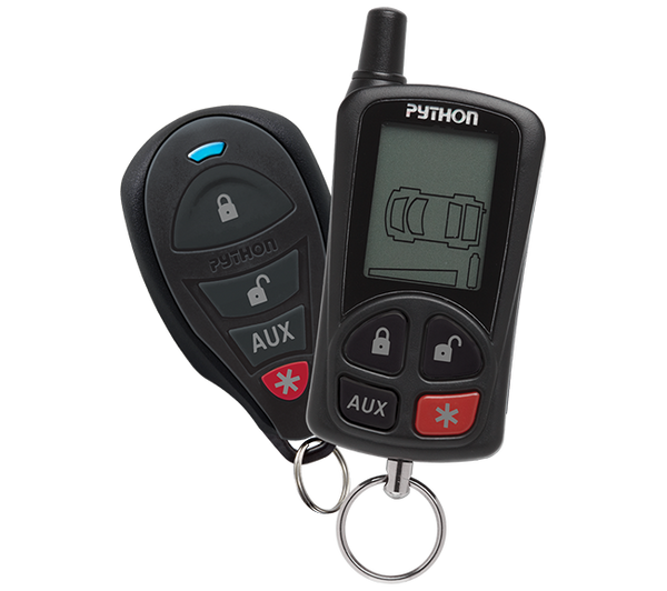 Python 5305P 2-Way Remote Car Starter & Alarm Combo w/ LCD Screen Installation in Grand Rapids, MI - www.AutoAccessoriesGuru.com