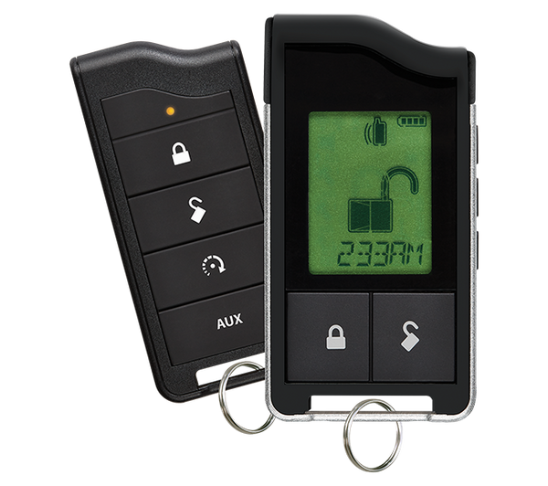 Python 5706P 2-Way Remote Start & Alarm Combo w/ LCD Screen 1 Mile Range Installation in Grand Rapids, MI - www.AutoAccessoriesGuru.com