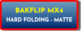 BAKFLIP MX4 MATTE BLACK HARD FOLDING LOW PROFILE TRUCK BED COVERS