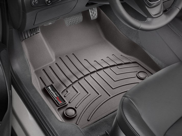 WeatherTech Digital Fit Floor Liners 479031-479032 Chevy Malibu 16 17 18