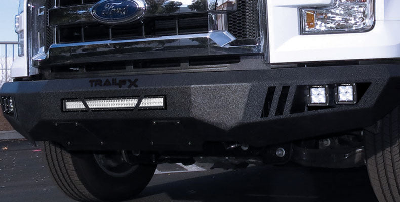 TrailFX Front Replacement LD Bumpers
