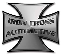 Iron Cross Automotive Patriot Folds of Honor Running Boards